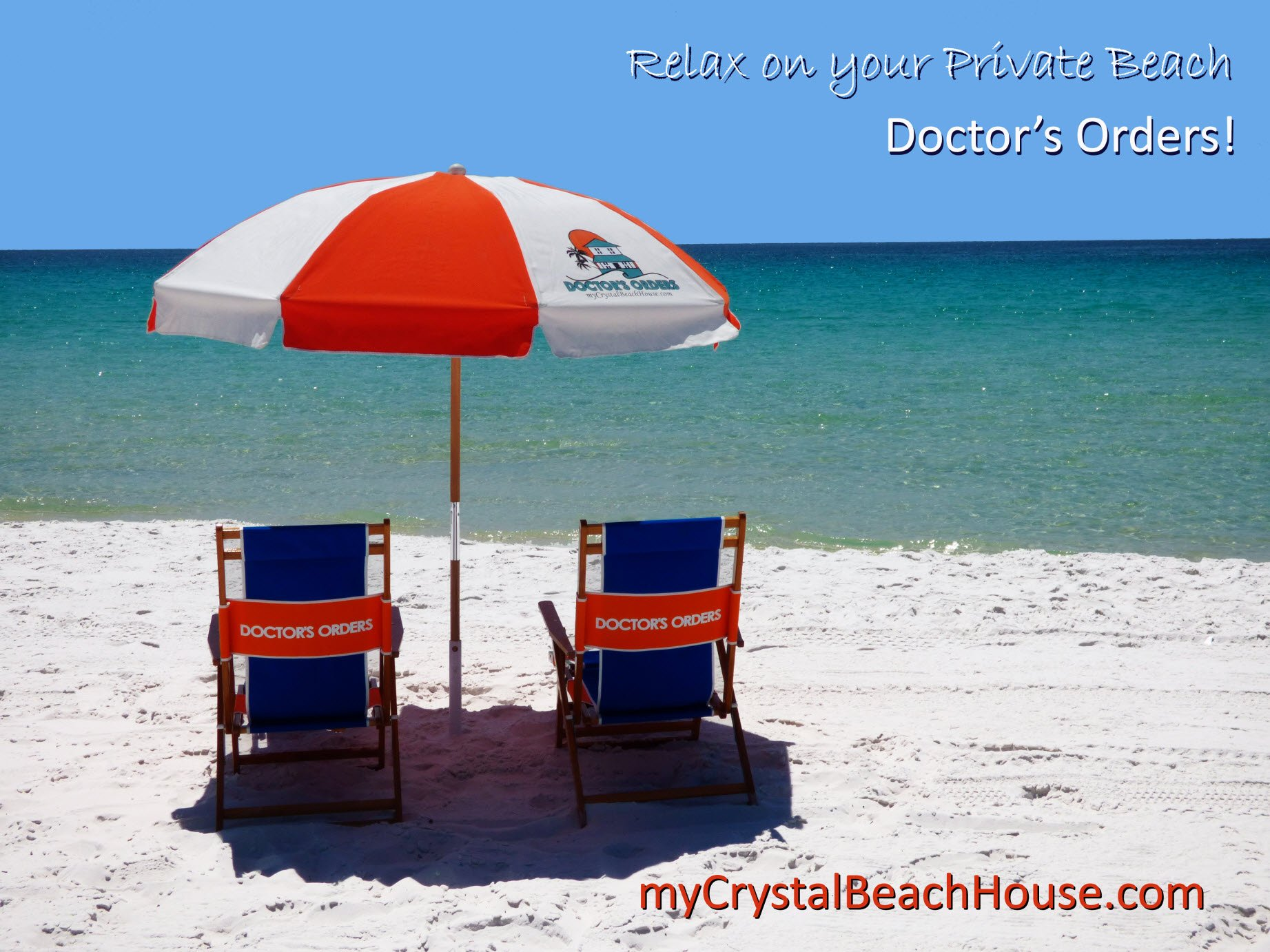 Doctors Orders Beach House Destin Vacation Rental Pool