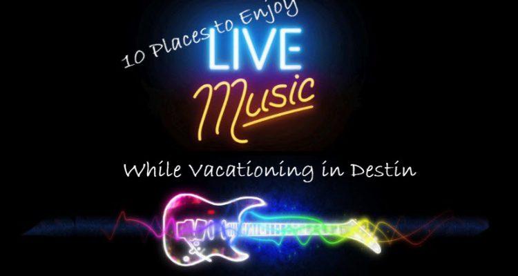 live music destin florida