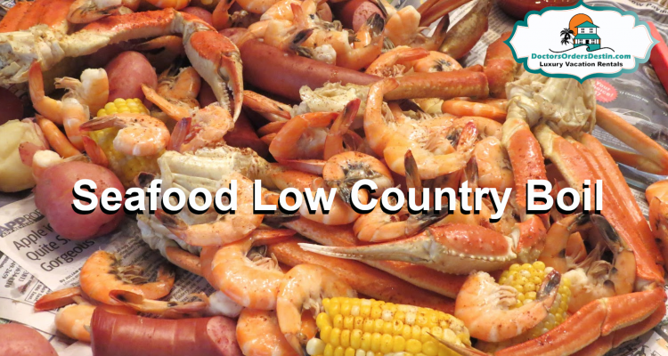 seafood low country boil