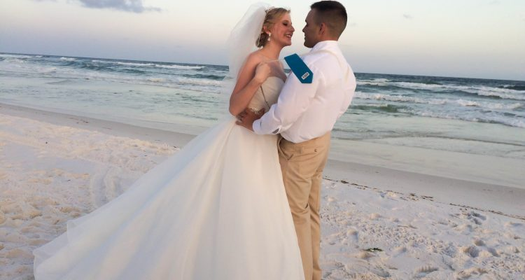 destin beach weddings