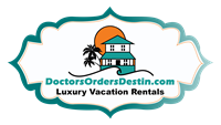 logo destin beach house rentals