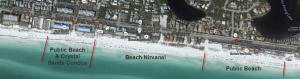 Avoiding Beach Crowds Vacation Rentals Destin